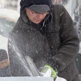 Ice Sculpturer in Action