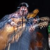 Lou Marsh Band by Lance G