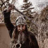 Viking by Kathy C
