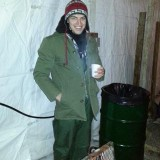 Warming Up After Volunteering