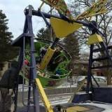 New Ride At Carnival
