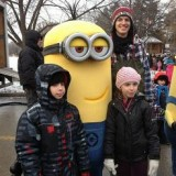 The Minions Showed Up
