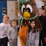 Ookpik Loves Visiting (OM McKillop PS) (photo by Phil Shepherd)