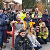 Bed Races - Team Jowhari, York Regional Police, the RH Fire Department<br>- Majid Jowhari